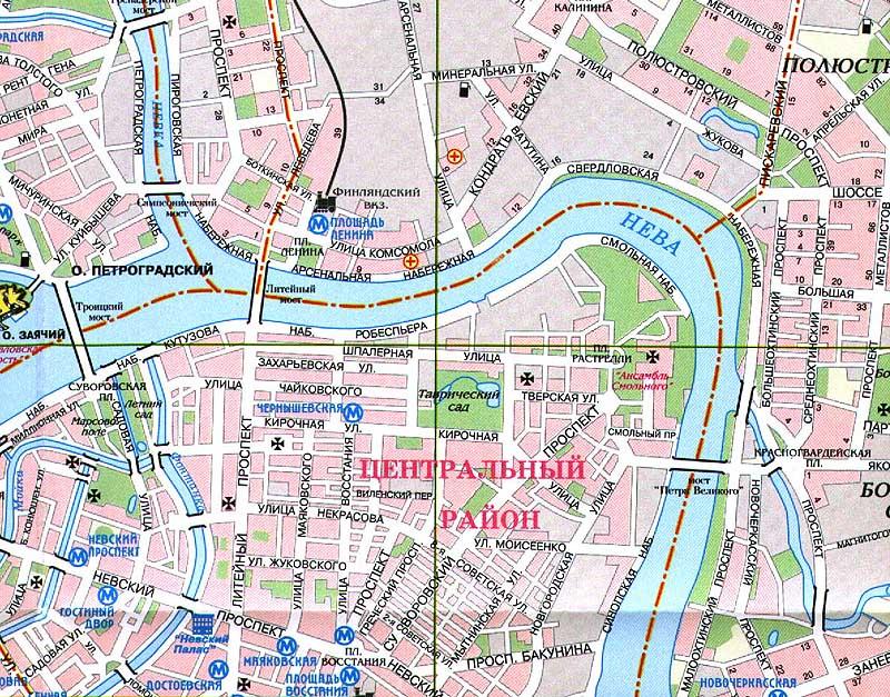 Невский проспект, Литейный